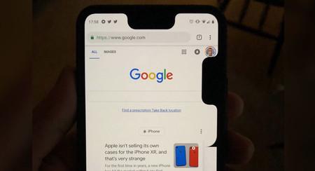 Un curioso error añade un segundo notch al Pixel 3 XL, pero se arreglará pronto