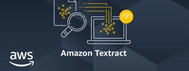 AWS añade el español a Textract, su herramienta de reconocimiento de texto