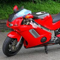 Tesoros del motociclismo a subasta: una de las únicas 300 Honda NR750 de pistones ovales puede ser tuya, pero no será barata