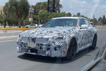¡Espiado! El próximo BMW Serie 2 ya rueda en México, y podría fabricarse en San Luis Potosí