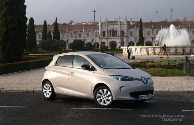 Renault ZOE presentación y prueba en Lisboa 19