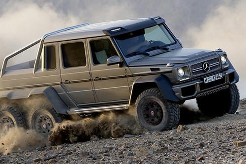 Estos son los 9 SUV más caros del mundo y Rolls-Royce no lidera la lista