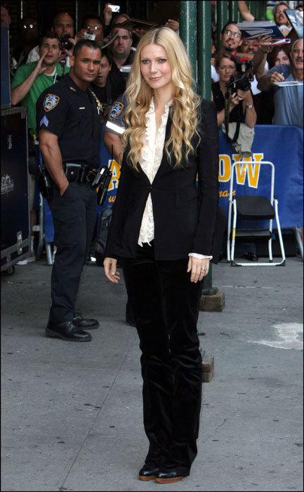 Foto de Famosas ayer y hoy: Gwyneth Paltrow, de suspenso a sobresaliente (9/17)