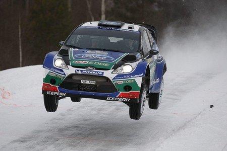 Rally de Suecia 2012: Jari-Matti Latvala mantiene su ventaja