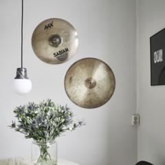 Foto 6 de 7 de la galería una-casa-para-los-amantes-de-la-musica-1 en Decoesfera
