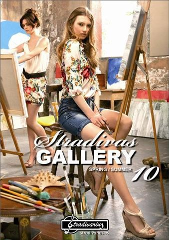 Campaña de Stradivarius Primavera-Verano 2010
