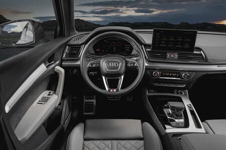 Audi SQ5 Prueba Contacto 11