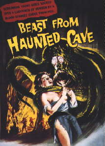 'La Bestia de la Cueva Maldita', serie B de maldito aburrimiento