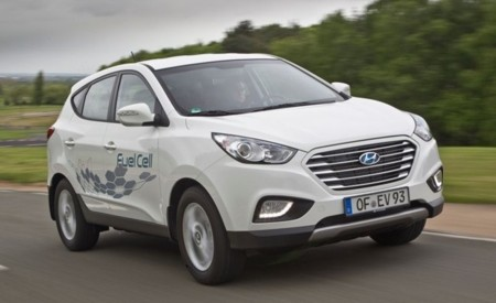 Hyundai Tucson/ix35 FCEV 10