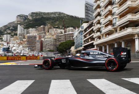 Alonso Gp Monaco 2015