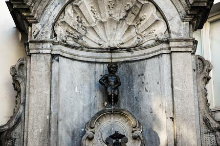 El Manneken Pis estaba derrochando 1.500 litros de agua potable al día. Y nadie sabe desde cuándo