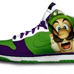 Foto 8 de 9 de la galería zapatillas-pintadas-con-personajes-de-videojuegos en Vida Extra