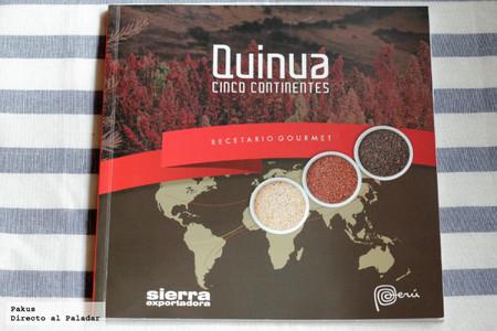 Quinua cinco continentes, un maravilloso libro gratuito que te puedes descargar