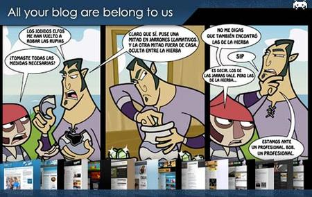 All your blog are belong to us (XLII)