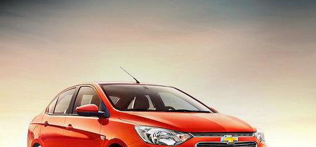 ¡Filtrado! Así es el nuevo Chevrolet Aveo para México