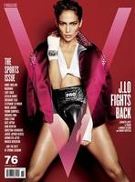 J.Lo es la protagonista en el nuevo número de V Magazine