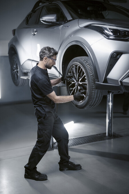 Toyota Taller20217