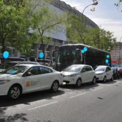 Foto 5 de 9 de la galería ii-marcha-vehiculo-electrico-en-madrid en Motorpasión