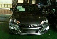 El Hyundai Génesis se parecerá al Veloster desde 2012