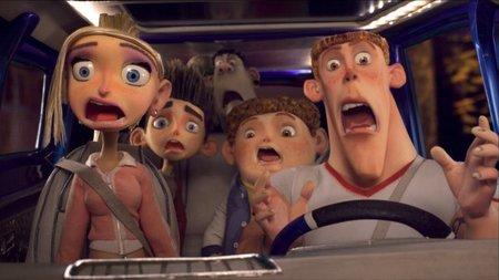 Los protagonistas de la película, a los que prestan voz Kodi Smit-McPhee, Tucker Albrizzi, Christopher Mintz-Plasse, Anna Kendrick y Casey Affleck