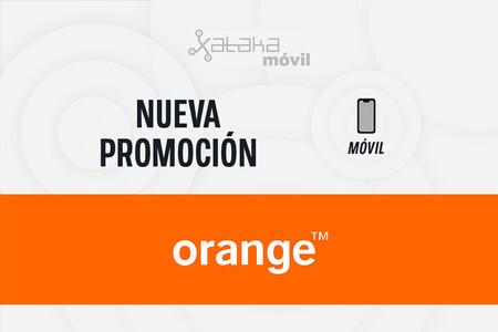 Orange regala este verano hasta 30 GB extra con cada recarga en las tarifas de prepago