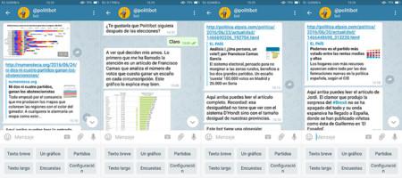 Elecciones Telegram