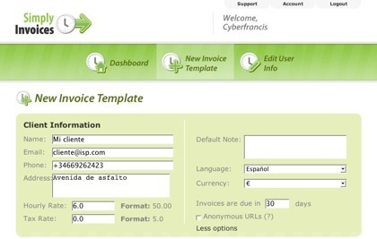 Simply Invoices