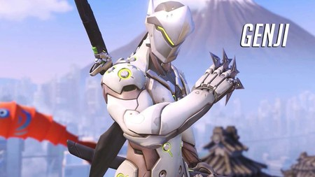 Recrean la espada Dragon de Genji de Overwatch