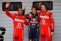 Sebastian Vettel, nueva pole en el Gran Premio de China