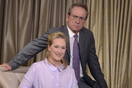 Meryl Streep y Hilary Swank protagonizarán lo nuevo como director de Tommy Lee Jones