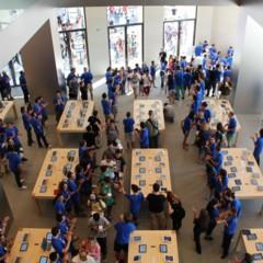 Foto 21 de 27 de la galería inauguracion-de-la-apple-store-del-paseo-de-gracia en Applesfera