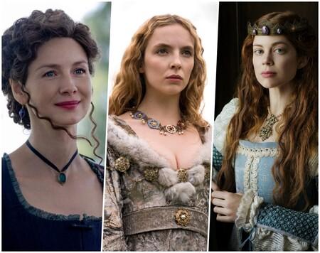 Series de época y un target femenino, las grandes apuestas de Starz en la guerra del streaming