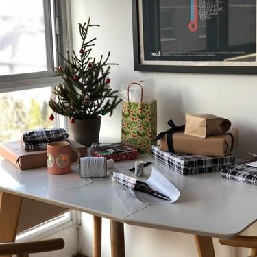 Seis propuestas originales para hacer tú mismo y decorar la mesa con estilo esta Navidad (sin gastar demasiado)