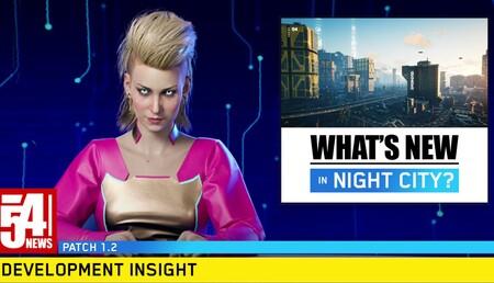 'Cyberpunk 2077' anuncia el parche 1.2 para marzo que promete arreglar algunos de los tantos errores del juego