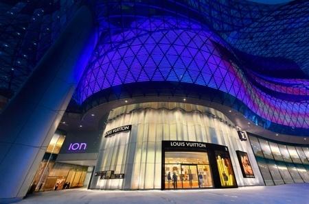 Nuevas aperturas en Singapur: Louis Vuitton