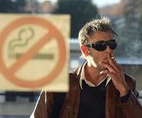 Fumar suma años a la piel