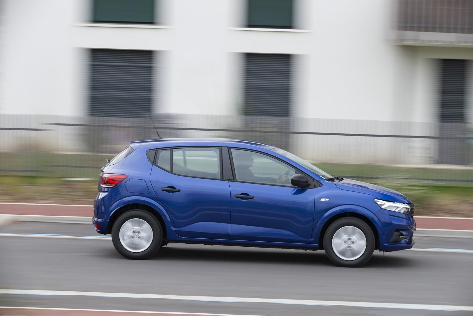 Foto de Dacia Sandero 2020, prueba (20/47)