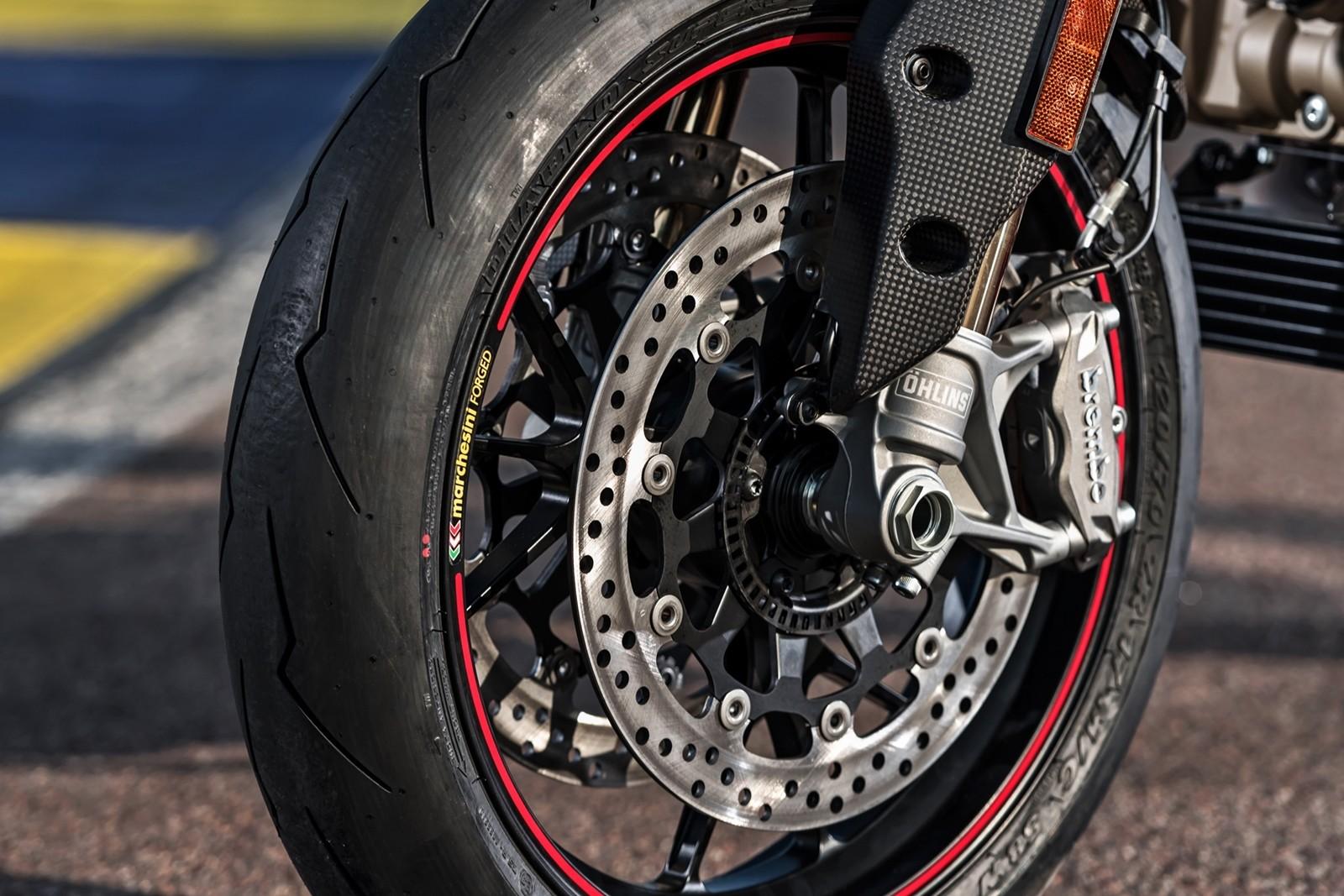 Foto de Ducati Hypermotard 950 2019 (76/76)