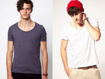 Camisetas básicas de Asos