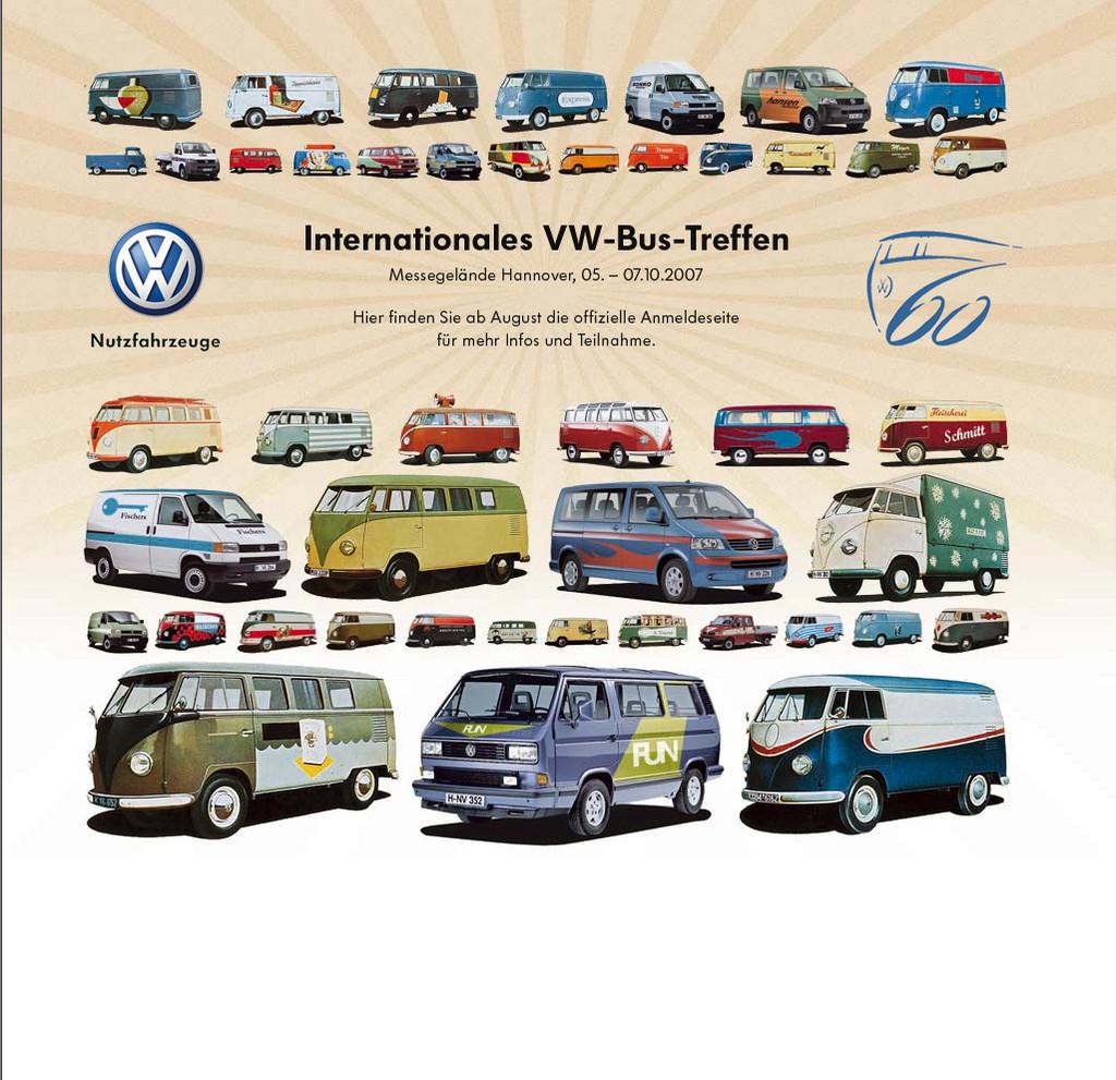 Foto de 60 años del Volkswagen Bully (34/34)