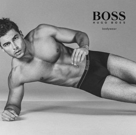 Boss Hugo Boss Body Underwear Campaign 2015 Andrea Denver