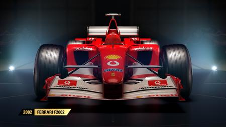 Los coches más icónicos de Fórmula 1 volverán a la pista el 25 de agosto con el lanzamiento de F1 2017