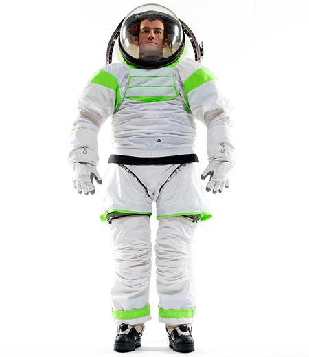 La Nasa diseña un traje espacial inspirado en el de Buzz Lightyear