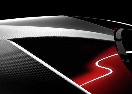 Un teaser misterioso de Lamborghini para el Salón de París