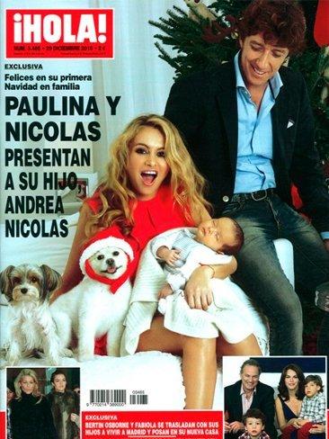 La boda de Elsa Pataky, el niño de Paulina Rubio y mucho más en la semana en Poprosa