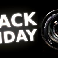 Black Friday 2016, aprovéchate de las mejores ofertas de fotografía [en constante actualización]