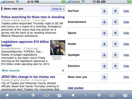 Google Noticias automatiza la sección de noticias locales para que no te pierdas lo que pasa a tu alrededor
