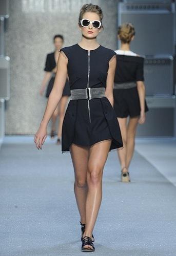 Karl Lagerfeld, Primavera-Verano 2010 en la Semana de la Moda de París Viii