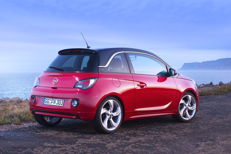 Foto de Opel Adam (7/50)