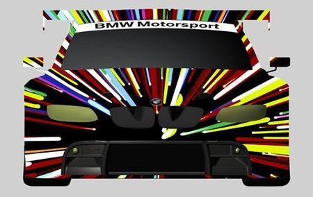 BMW M3 GT2: un nuevo BMW Art Car para las 24 horas de Le Mans de 2010